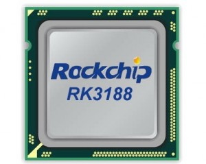 Rockchip RK3188 used in China Tablet