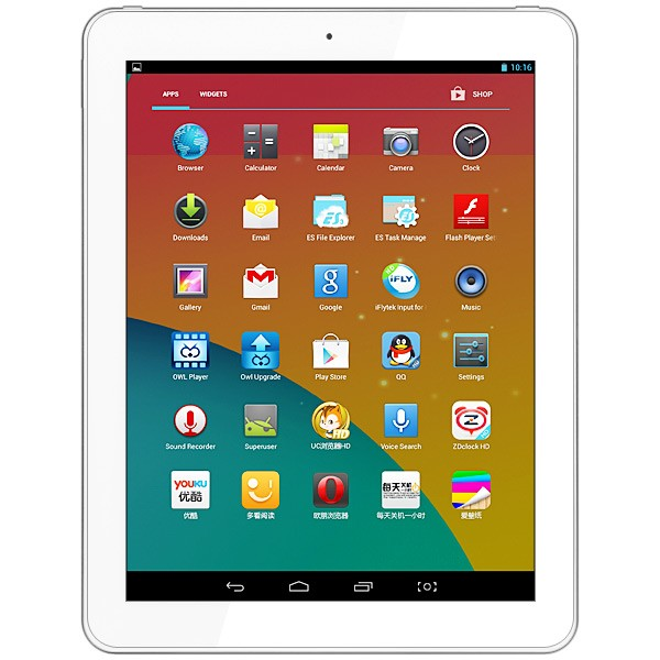 Review: Ainol Novo 9 Spark II / Firewire II Android Tablet